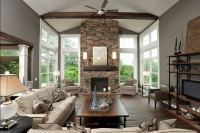 38 Modern Living Room Design Ideas -DesignBump