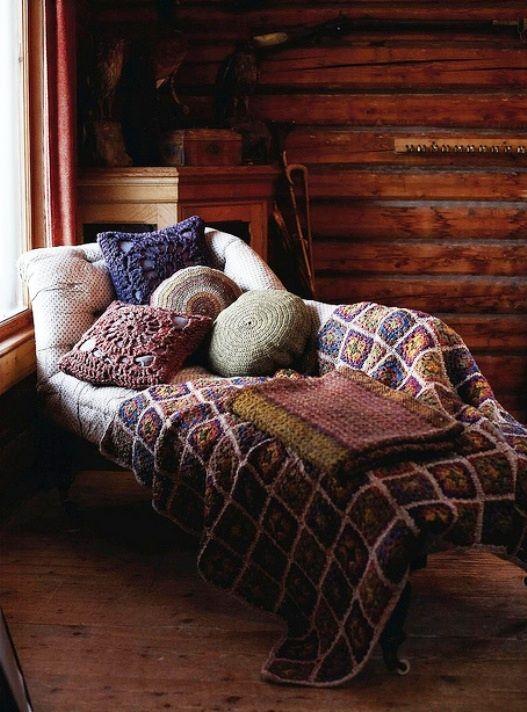 Fall In To Winter Wallpaper 55 Charming Reading Corner Decorating Ideas Designbump