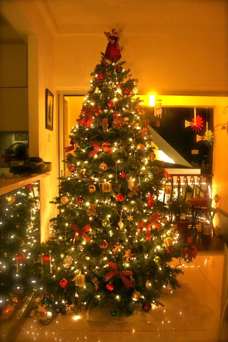 Christmas tree decorating tips cool Christmas tree