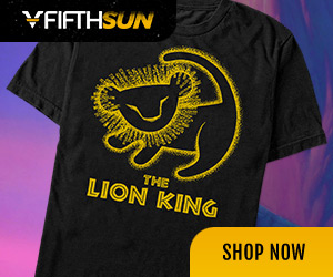Shop The Lion King apparel at FifthSun.com.
