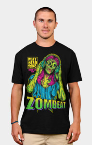Zombeat Shirt Play the dead song