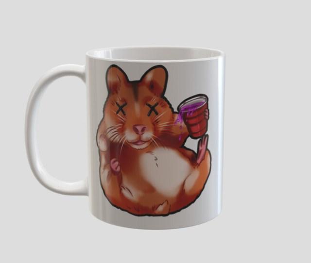 Hamster X Mug