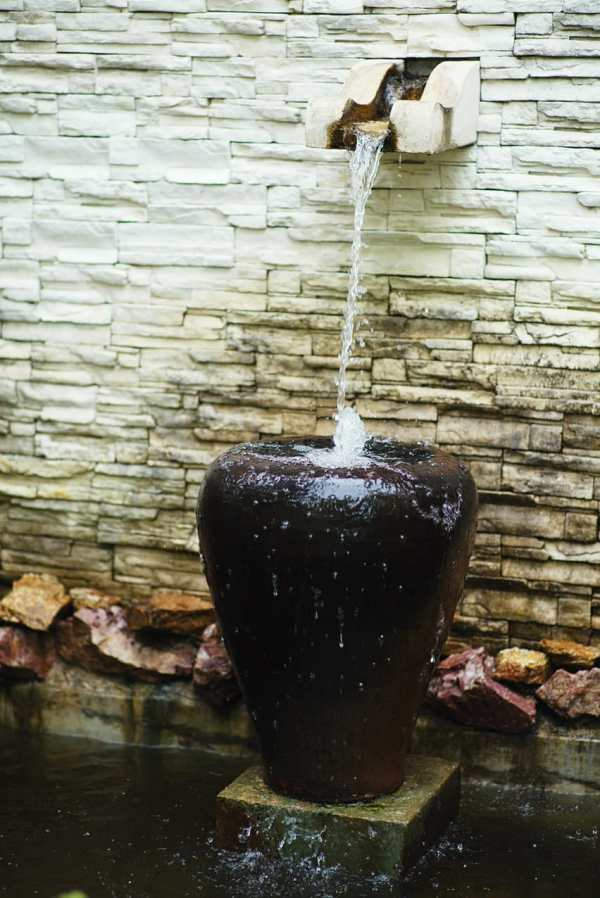 Garden Water Feature Design - Designing Idea
