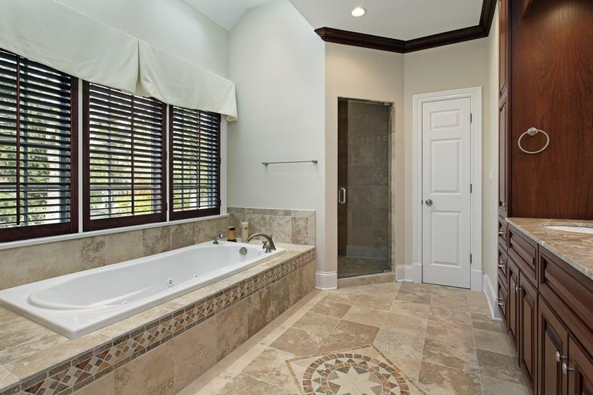 57 Luxury Custom Bathroom Designs & Tile Ideas