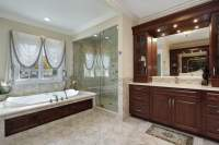 57 Luxury Custom Bathroom Designs & Tile Ideas - Designing ...