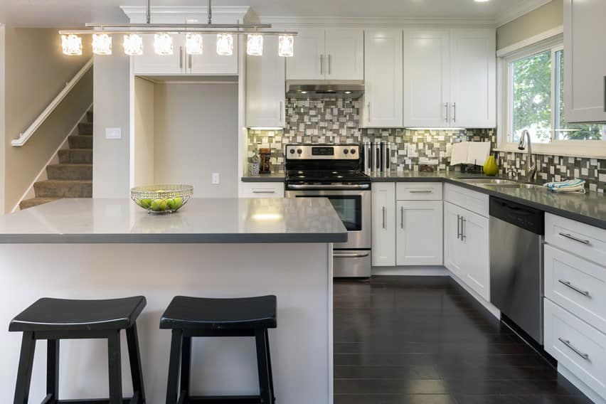 29 L Shaped Kitchen Designs Amp Layouts Pictures