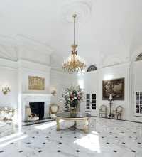 Foyer Tile Design