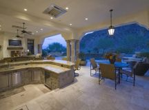 30 Outdoor Kitchen Ideas & Designs (Picture Gallery ...