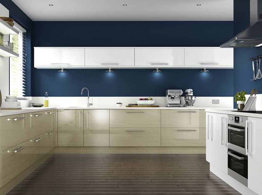 27 Blue Kitchen Ideas (Pictures of Decor, Paint & Cabinet