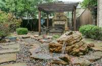 53 Backyard Garden Waterfalls (Pictures of Designs