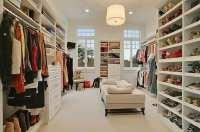 30 Beautiful Walk in Closet Designs - Designing Idea