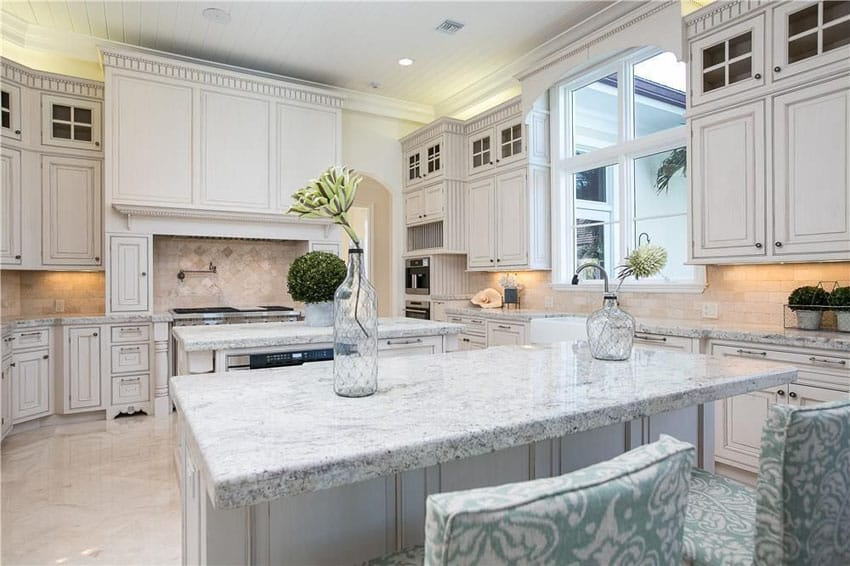 30 Beautiful White Kitchens (design Ideas)  Designing Idea