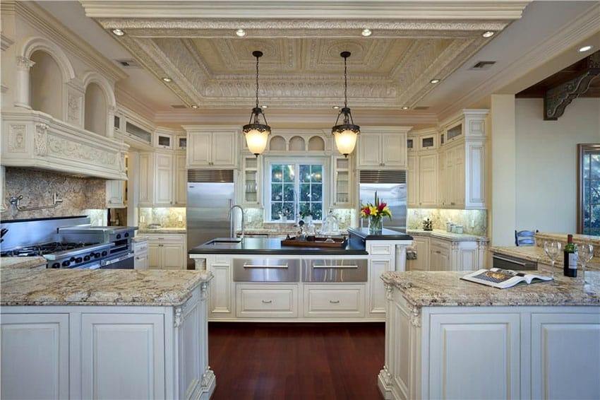 27 Gorgeous Kitchen Peninsula Ideas (Pictures)