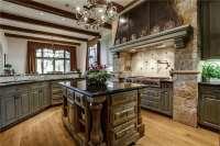 35 Luxury Kitchens with Dark Cabinets (Design Ideas ...