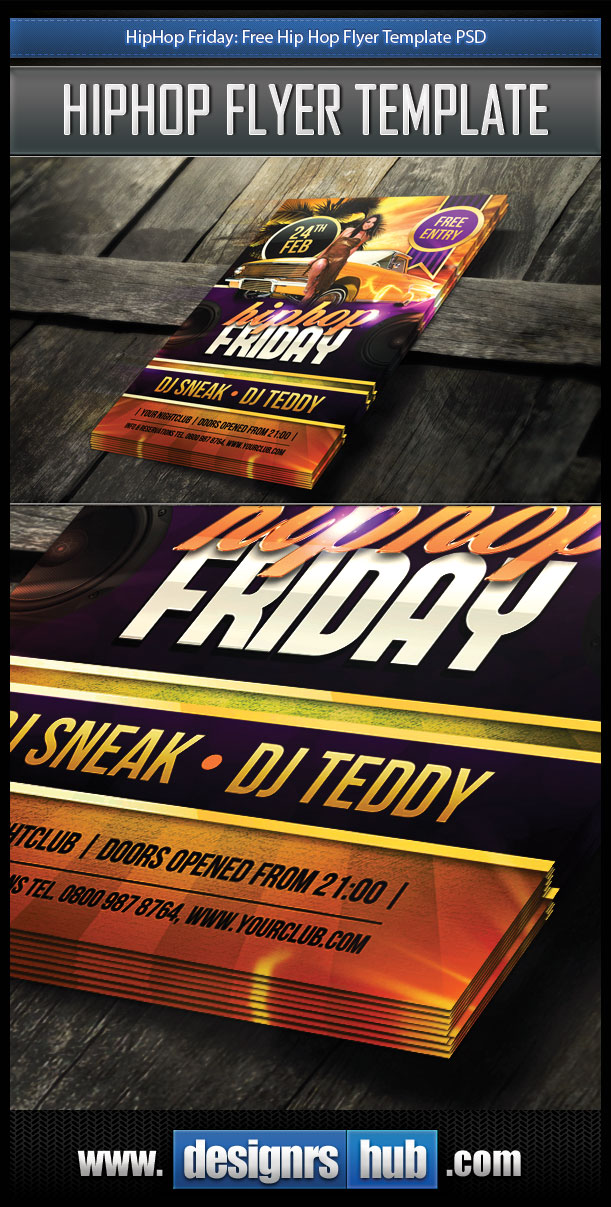 flyer templates for free