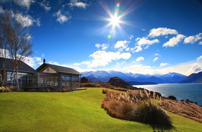 The Perfect Place On Earth Wanaka Luxury Lodge New Zealand