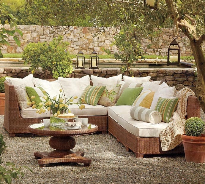 15 Awesome Design Outdoor Garden Furniture Ideas DesignRulz