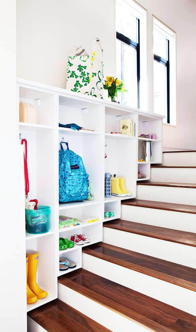 Over 30 Clever Under Staircase Storage Space Ideas And