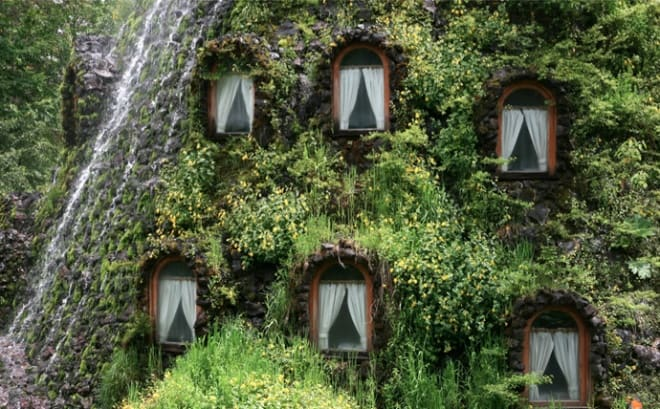 Totally Green Magic Mountain Hotel Chile
