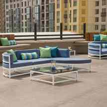 elegant outdoor furniture stylish