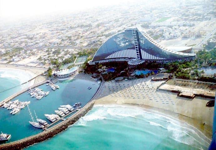 z shaped high chair dxracer gaming chairs jumeirah beach hotel, a luxurious landmark in dubai