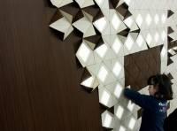 A Modern Wall Light Design: Light Form by Francesca Rogers ...