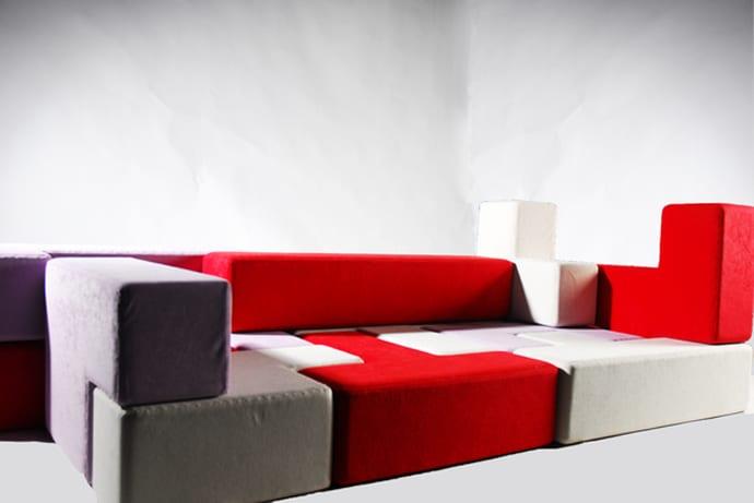 TATTris A Versatile Multipurpose Furniture