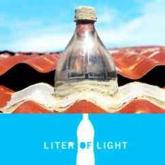 How To Recycle My Sofa Moving Through Door A Liter Of Light Or Build Solar Bottle Bulb (video)