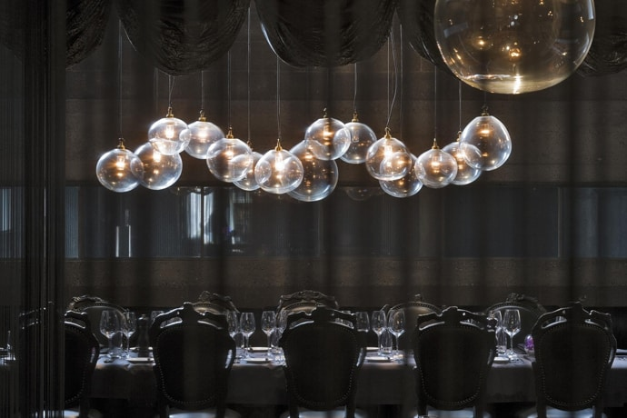 Clooney Restaurant by Fearon Hay Architects Auckland New Zealand