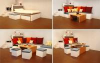 Matroshka Furniture - Compact Living Furniture Perfect for ...