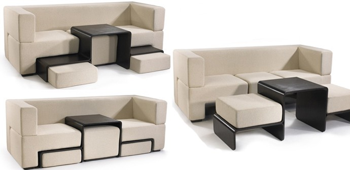 small modular sofa sectionals como corner bed slot - a dynamic piece of furniture perfect ...