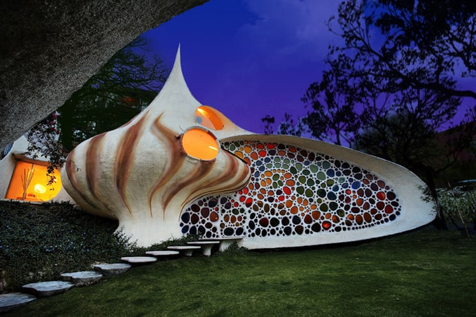 Nautilus House,Mexico City