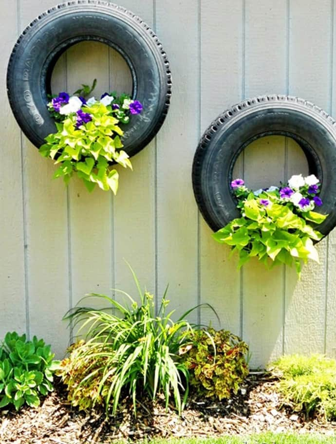 20 Ideas Of How To Reuse And Recycle Old Tires DesignRulz