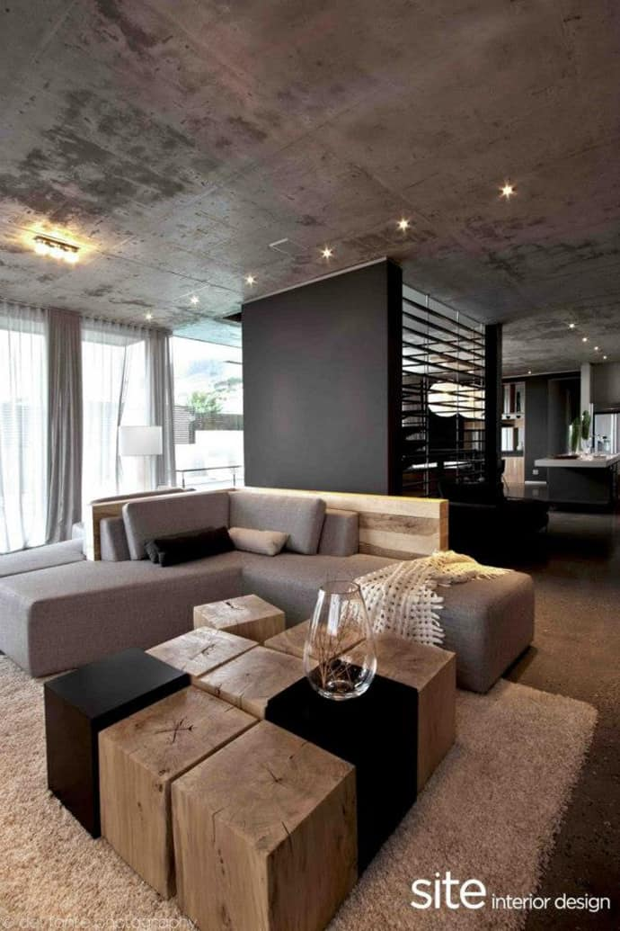 African Style House by Site Interior Design South Africa