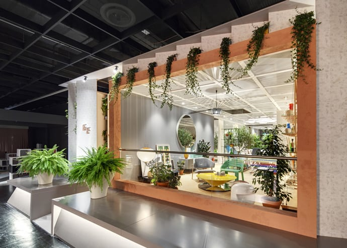 The Future House Concept a Home that Has Plants Everywhere