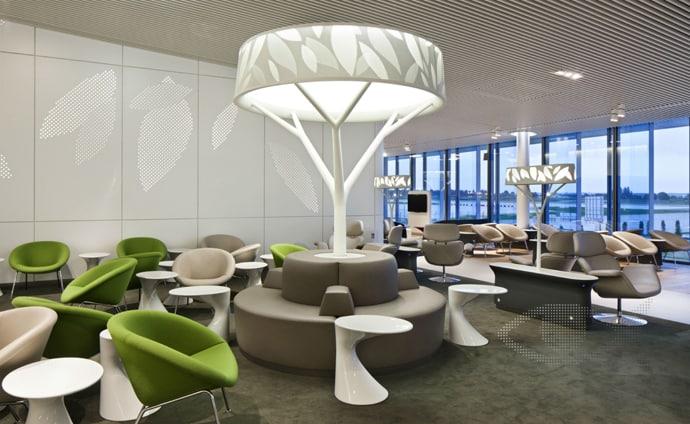 Salon Air France Terminal 2f