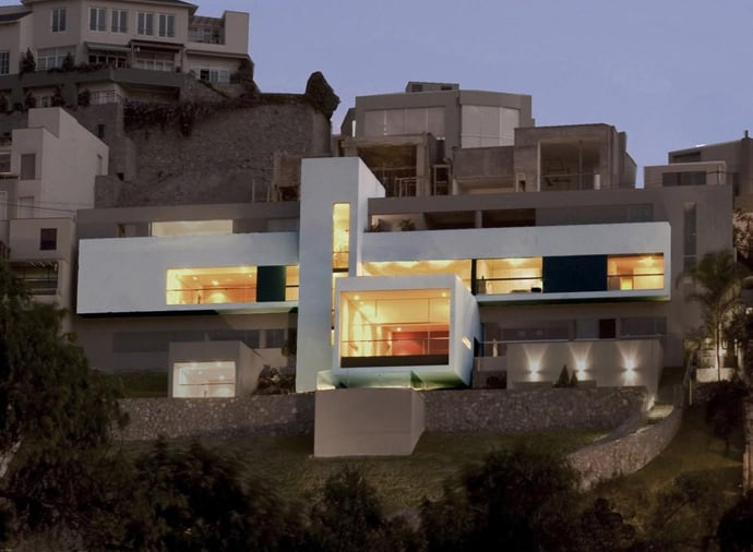 Modern House by Javier Artadi in Lima Peru