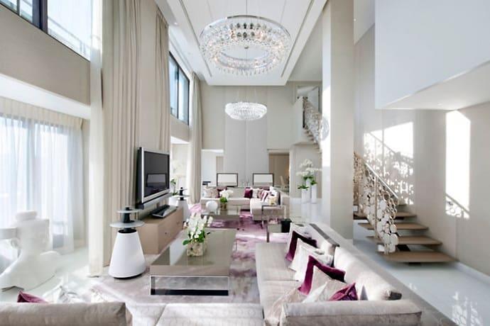 Mandarin Oriental Hotel Modern Luxury Design in the Heart of Paris