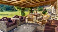 30 Rustic and Romantic Patio Design Ideas for Backyards