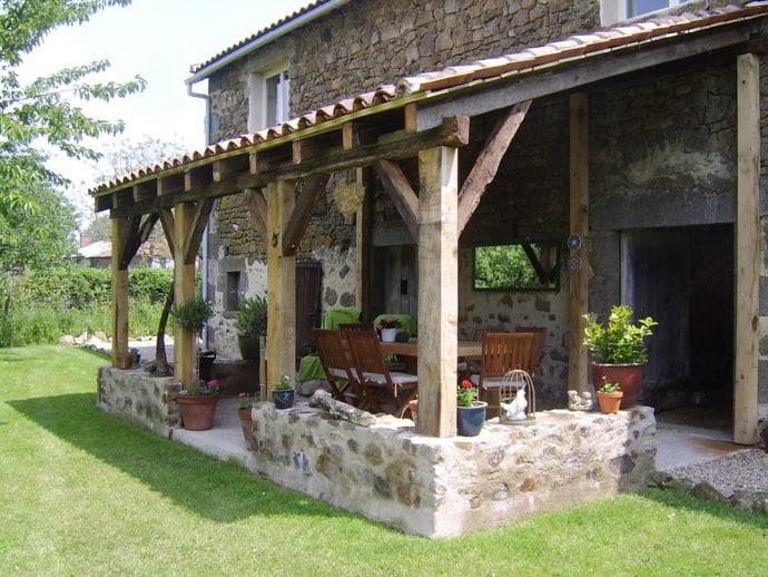 30 Rustic And Romantic Patio Design Ideas For Backyards DesignRulz