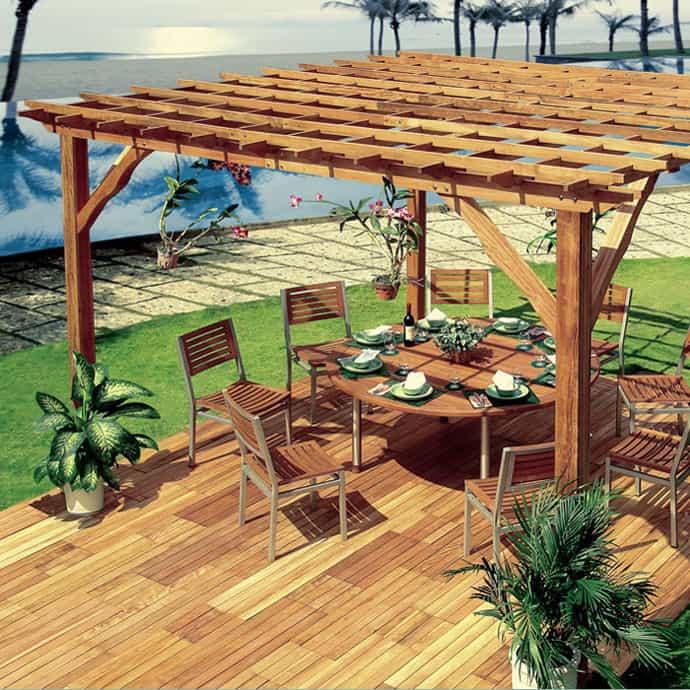 40 Pergola Design Ideas Turn Your Garden Into A Peaceful Refuge