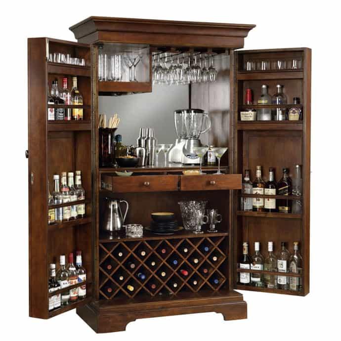 Mini Bar Ideas for Home  DesignRulz