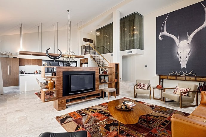 Beautiful Eclectic Loft Apartment RBC Bletchley By Jodie