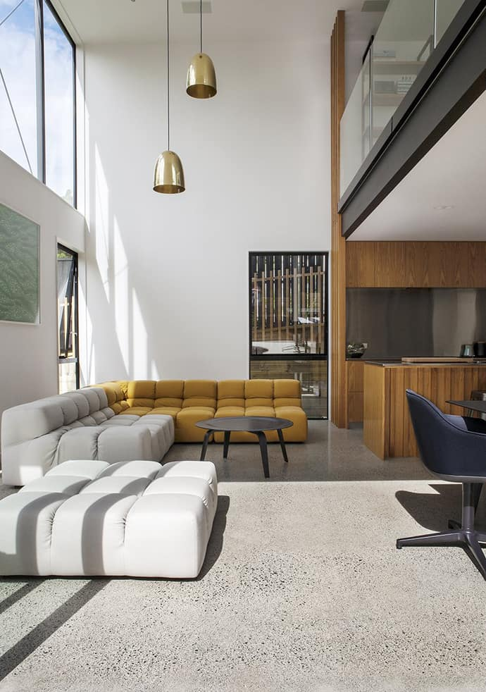 Modernist Style Cube Extension Sherwood By Box Living