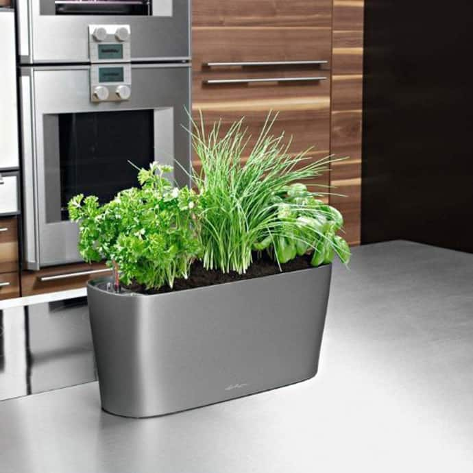 tables for small kitchen spaces large window curtains 10 gadgets your herbs