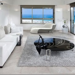 Formal Living Room Design The With Sky Bar 18f Dreamy White: Contemporary Residence Overlooking Sea ...