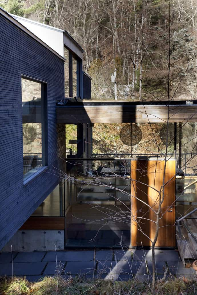office chair depot side house by gray organschi architecture
