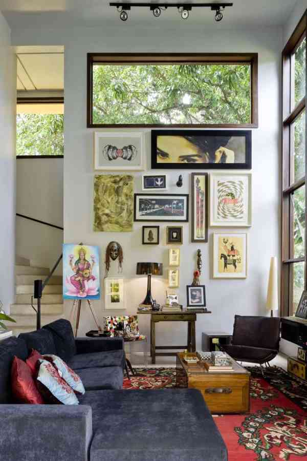 Modern Eclectic Decorating