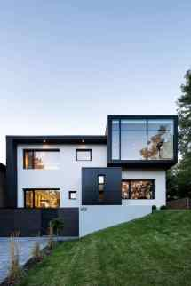 Modern Extension Of Existing 1950 Concrete House