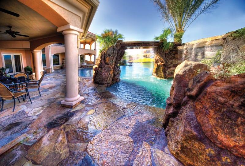 Pool And Backyard Design Ideas